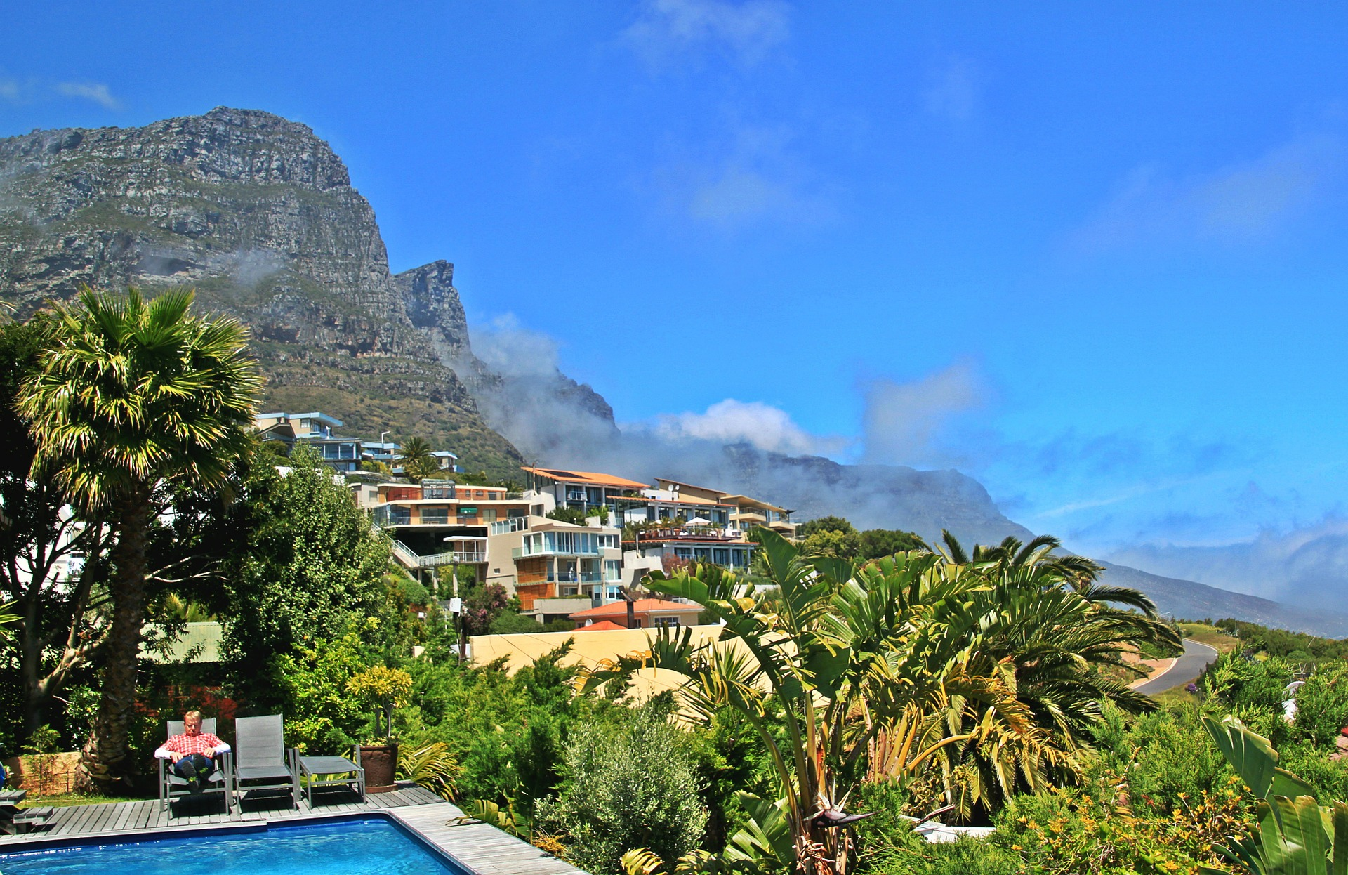 Camps Bay and Hatikvah