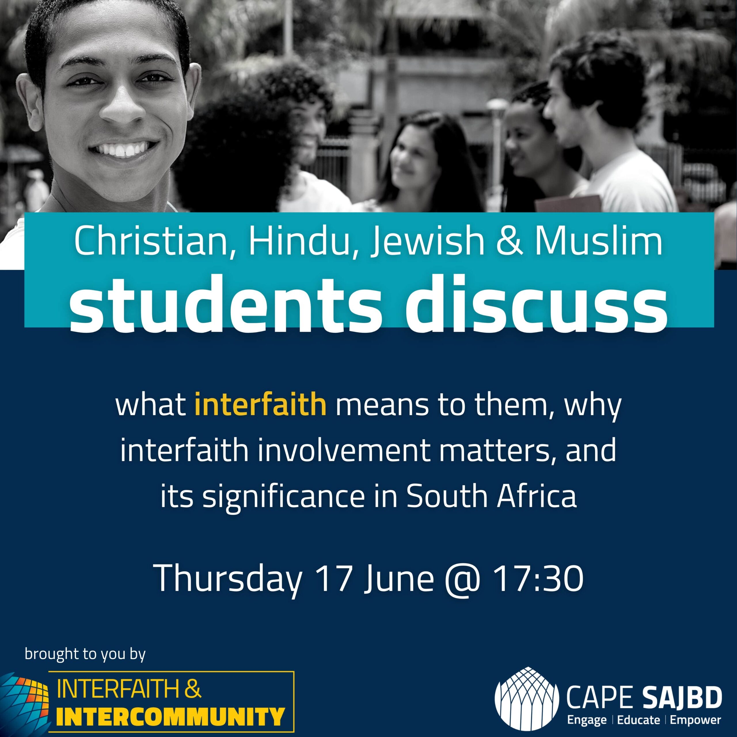 Commemorate Youth Day with Us- Students Discuss Interfaith