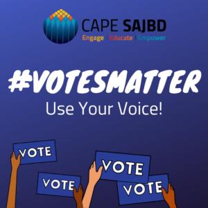 #VotesMatter Campaign