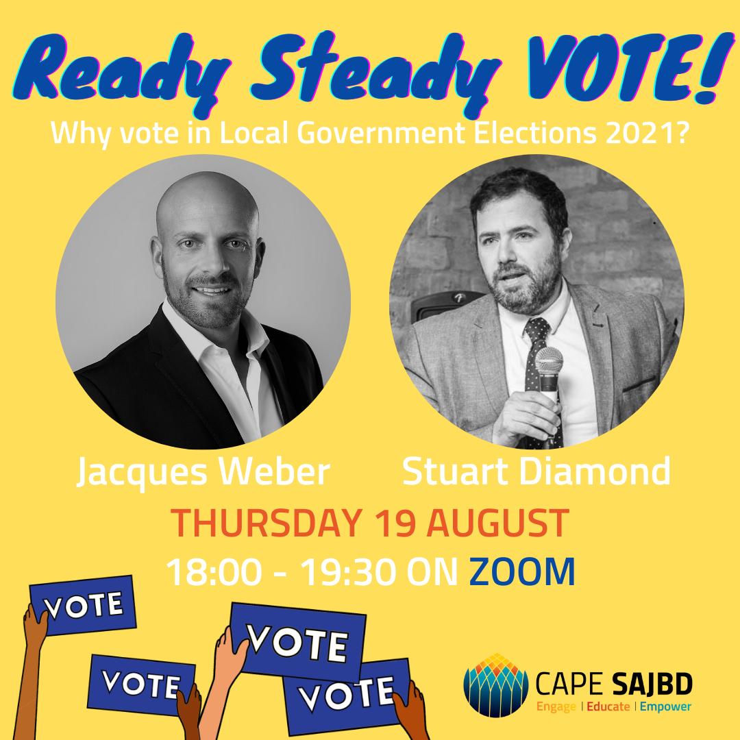 Ready Steady Vote Webinar